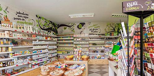 Zdravi proizvodi u centru Virovitice